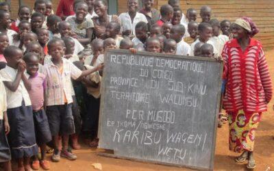 Nuestra Colaboración en R.D. del Congo