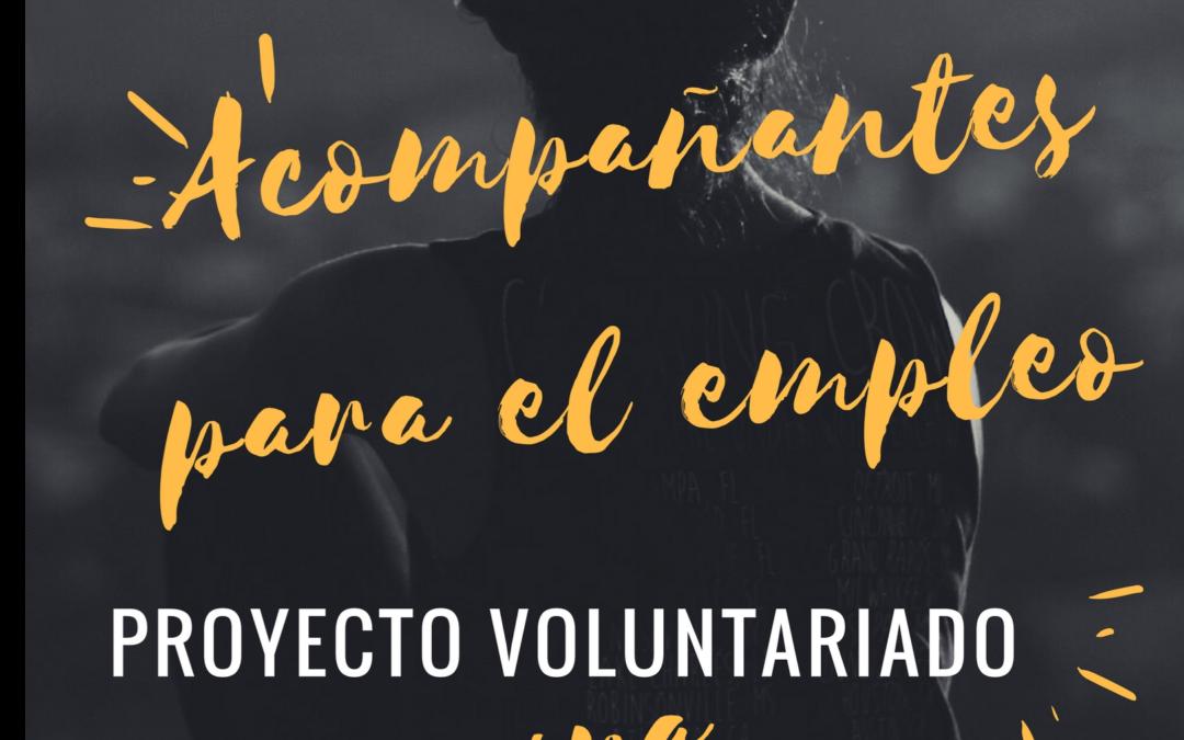 Acompañantes para el Empleo- Voluntariado