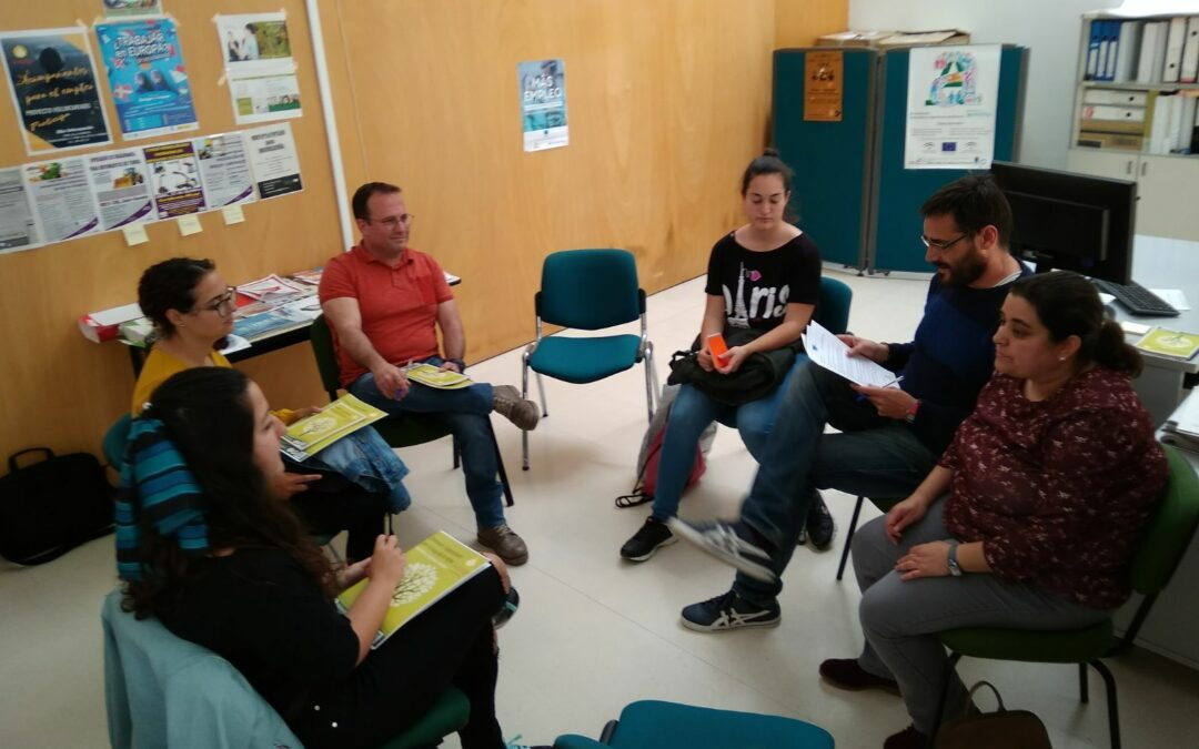 Acompañantes para el Empleo – Voluntariado