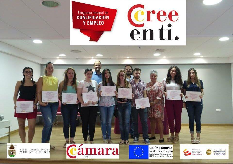 Entrega Diplomas PICE Medina Sidonia