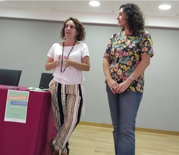 """Presentación """"FORMATHON"""" en Medina Sidonia"""