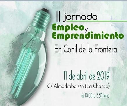 II Jornada de Empleo y Emprendimiento en Conil