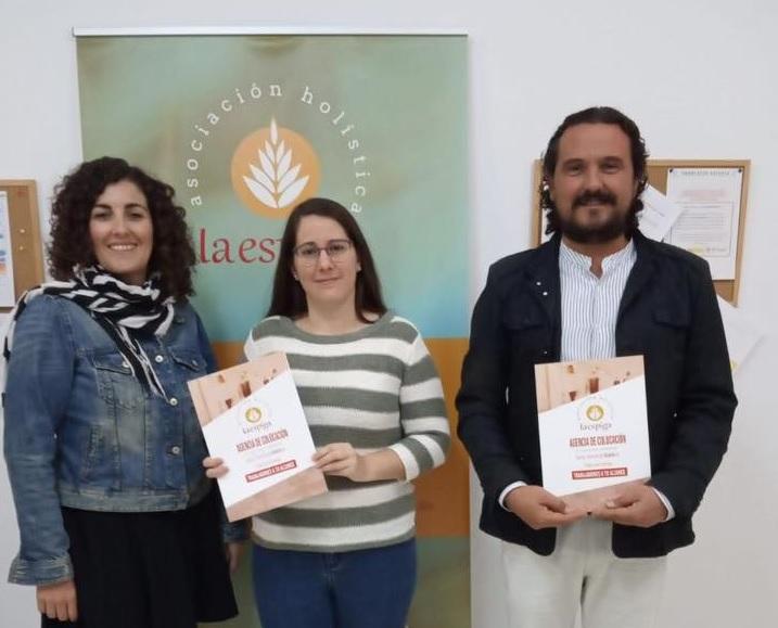 Presentacación Agencia Colocación en Medina