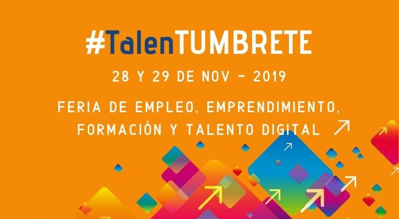 Participaremos en #TalenTUmbrete – Feria empleo