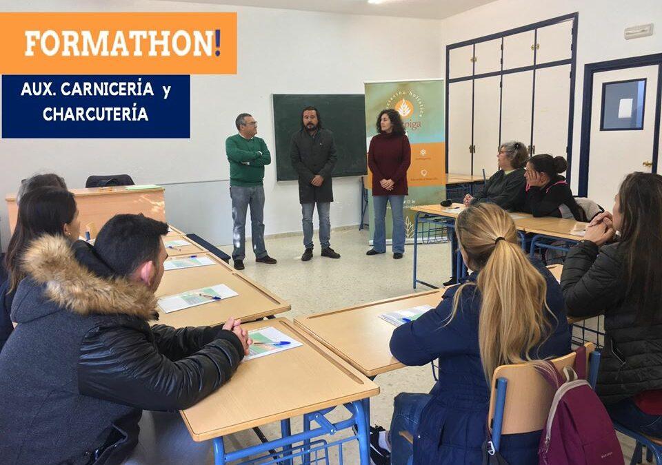 """Iniciado el Proyecto """"Formathon 2019"""" en Medina Sidonia"""