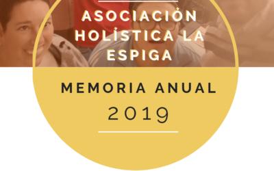 Memoria Anual de Actividades 2019