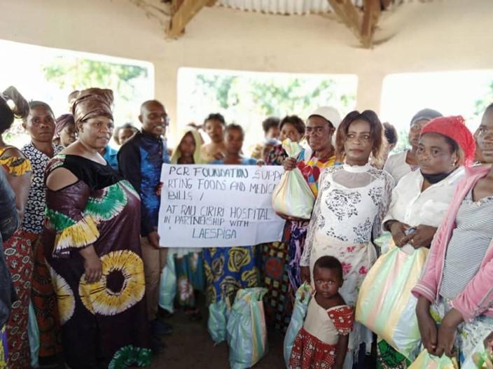 Nuestra Colaboración en el Congo